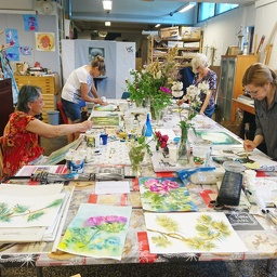 Art classes for the adults